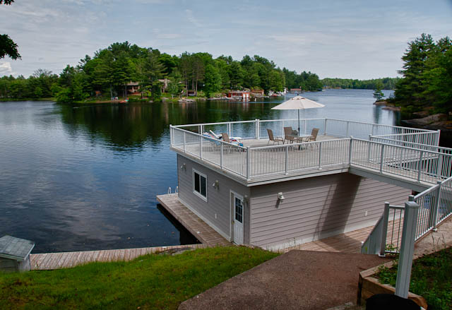 Cottage on Pine Lake + New Boathouse $499,000